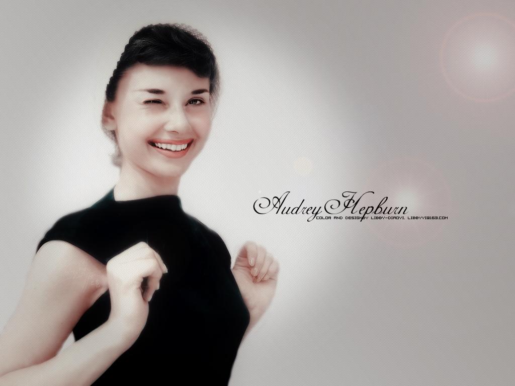 Audrey Hepburn Wallpapers 1024 x 768 1024x768
