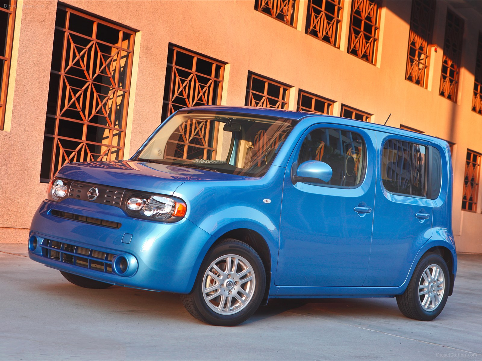 Nissan Cube 2012 Exotic Car Wallpapers 08 of 50 Diesel Station 1600x1200