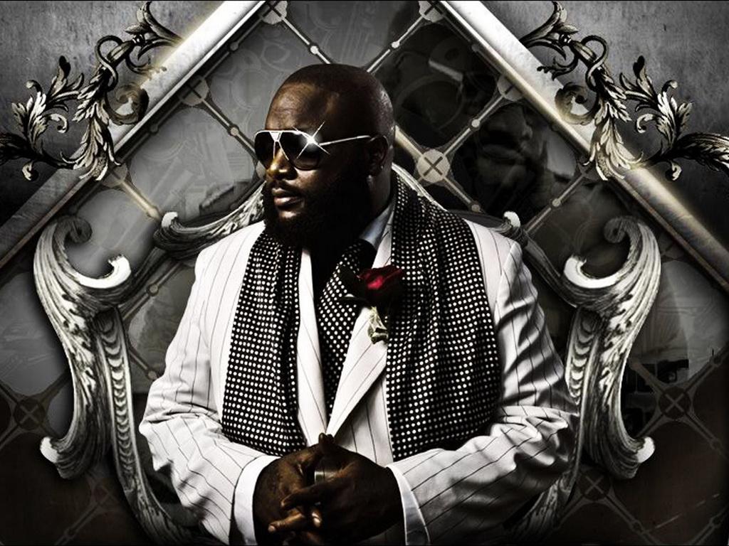 Rick Ross HD 5 Rap Wallpapers 1024x768