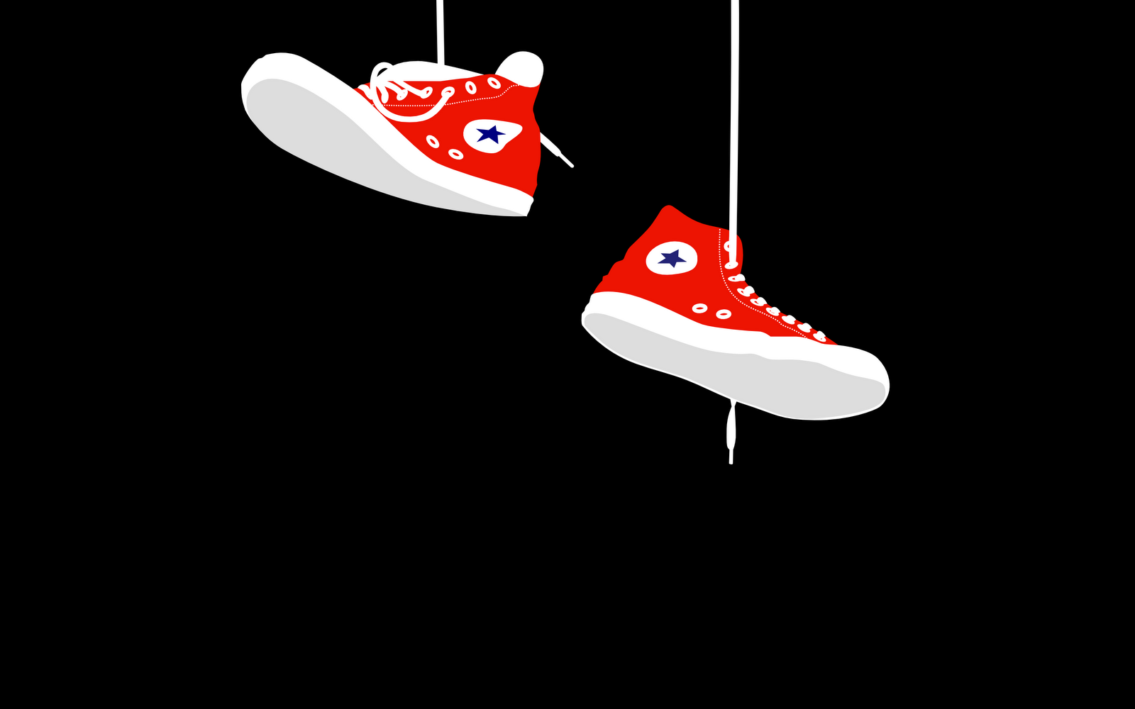 Converse All Star HD Logo Wallpapers Download Wallpapers in HD 1600x1000