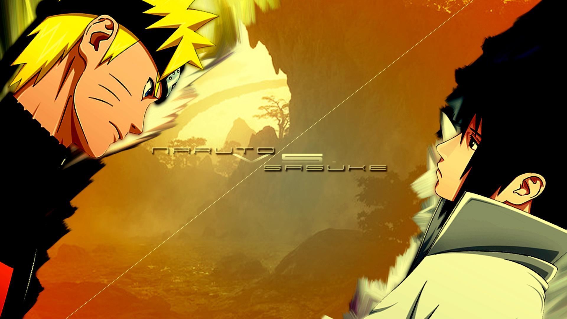 Naruto Vs Sasuke   1920x1080 19092 HD Wallpaper Res 1920x1080 1920x1080