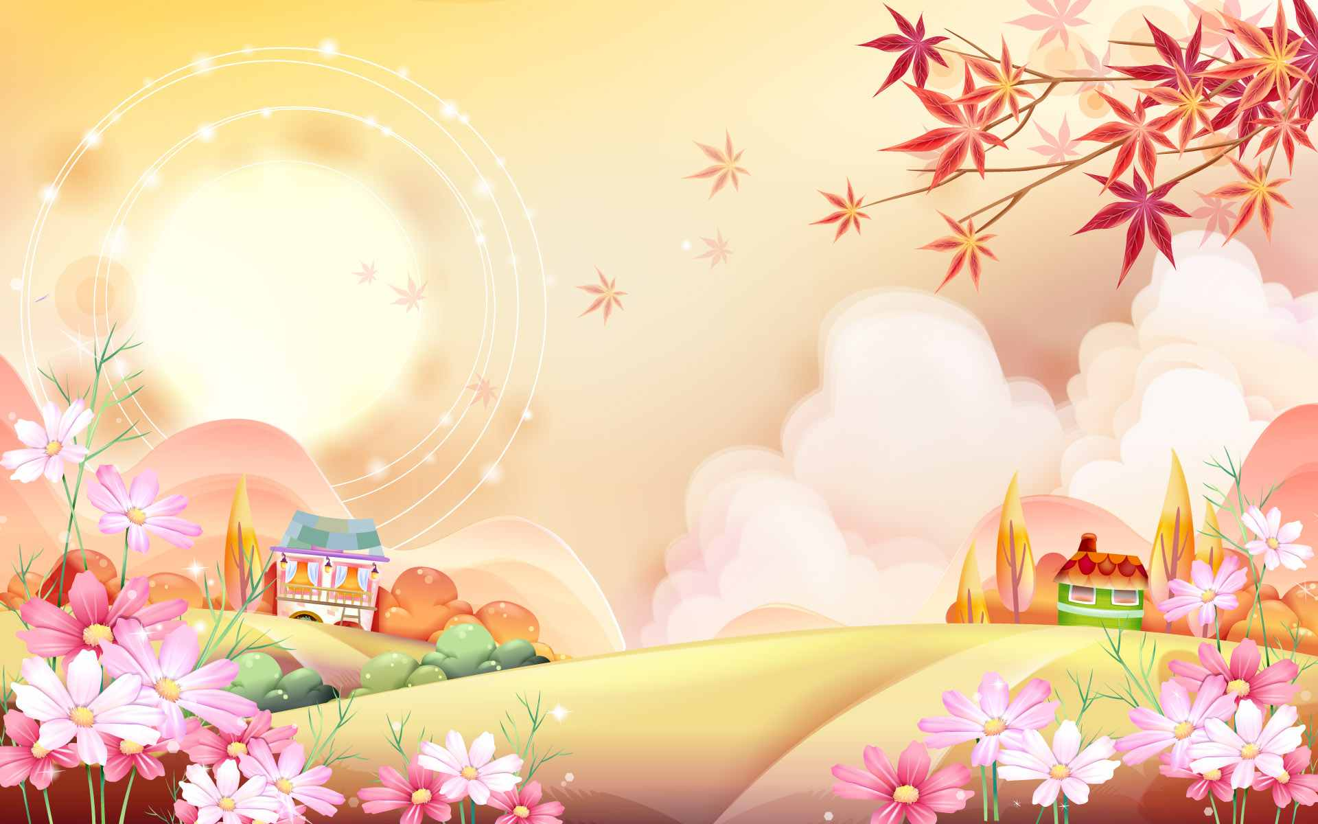 Artistic Desktop Backgrounds 1920x1200