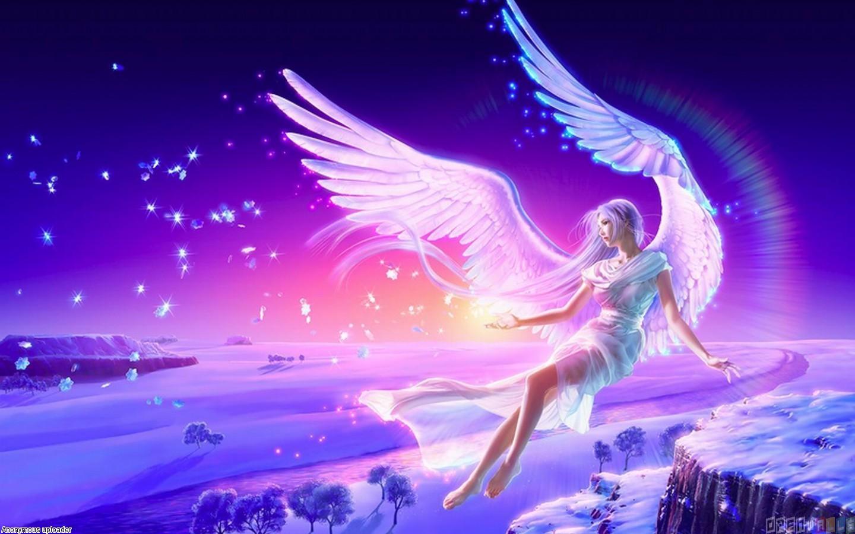 Beautiful angel wallpaper 8467   Open Walls 1440x900