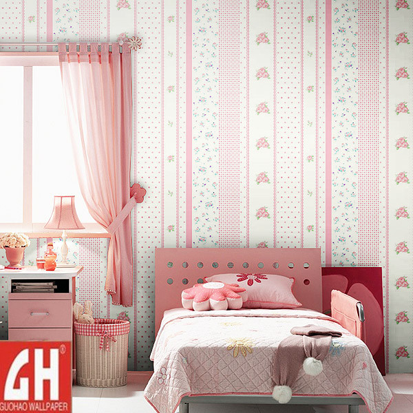 Wallpaper for kids room wallpapersafari Wallpaper for childrens room