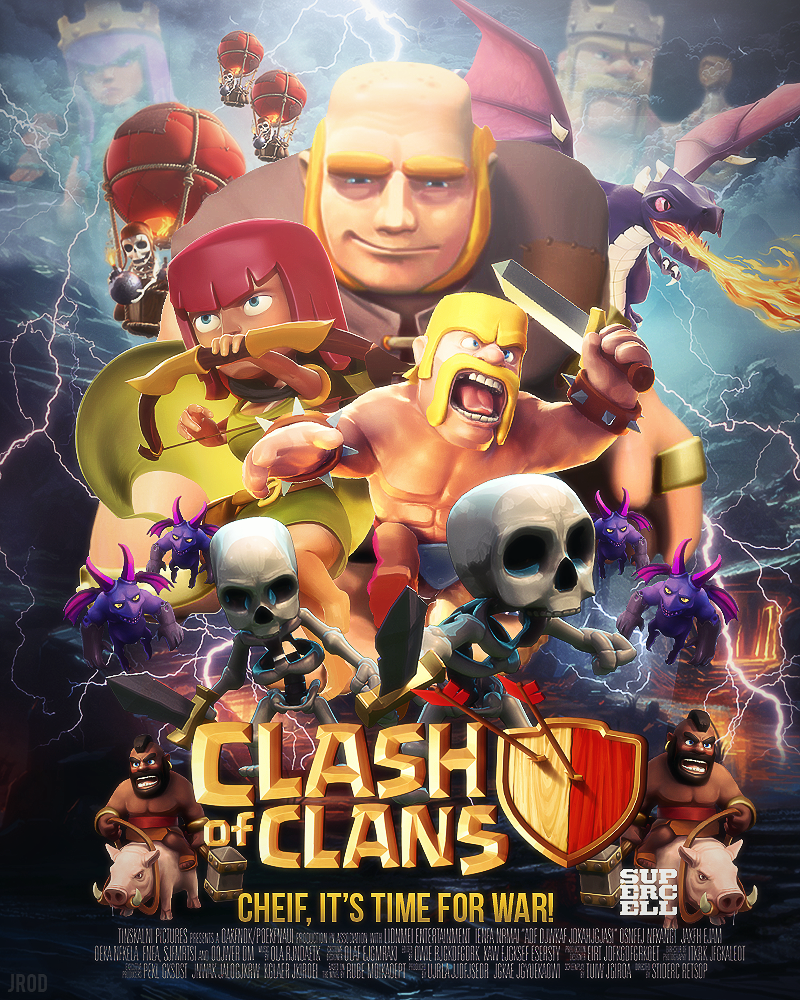 Clash Of Clans Iphone Wallpaper Share The Knownledge 800x1000