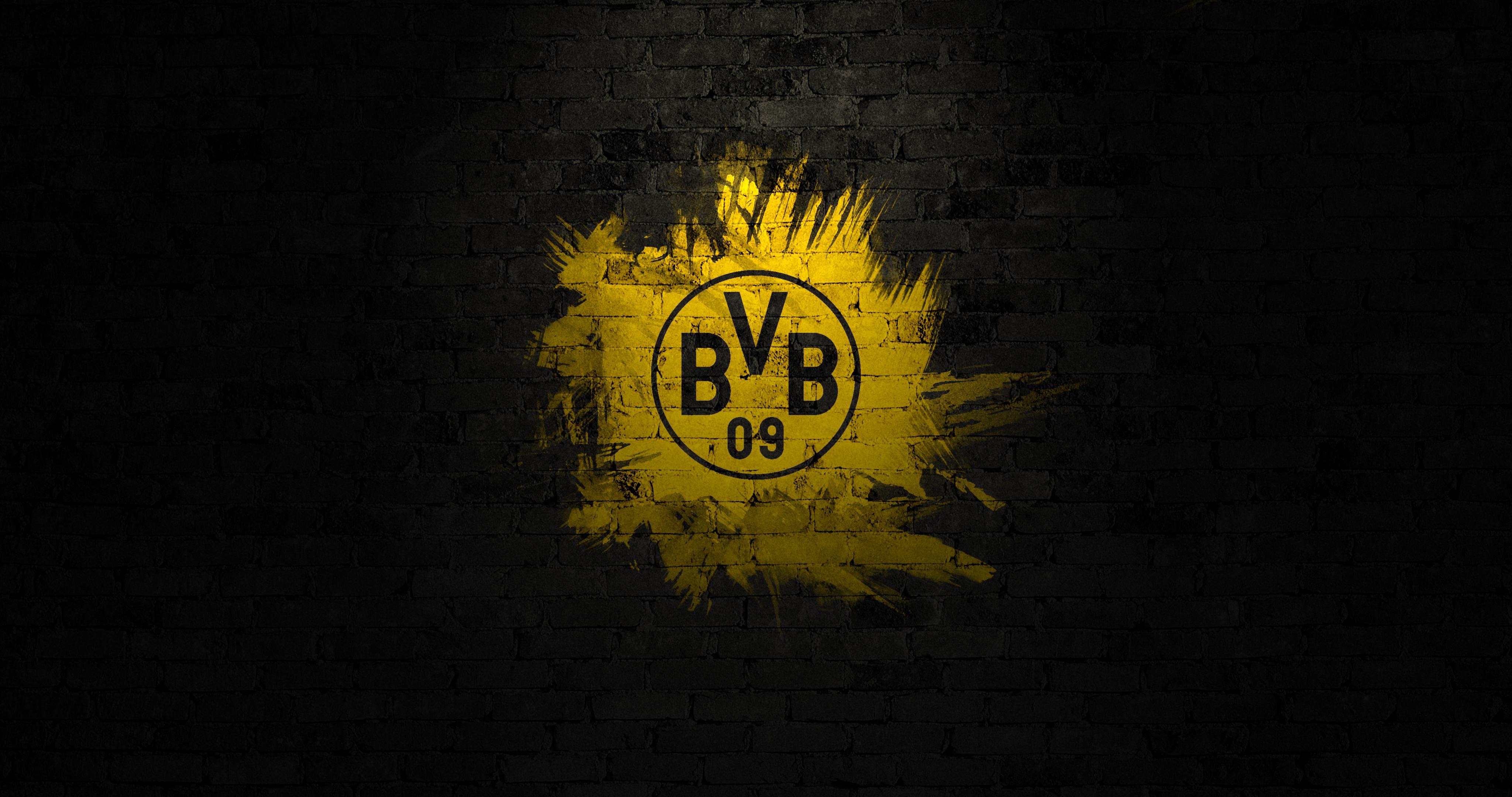 Borussia Dortmund 4k Ultra HD Wallpaper Background Image 4096x2160