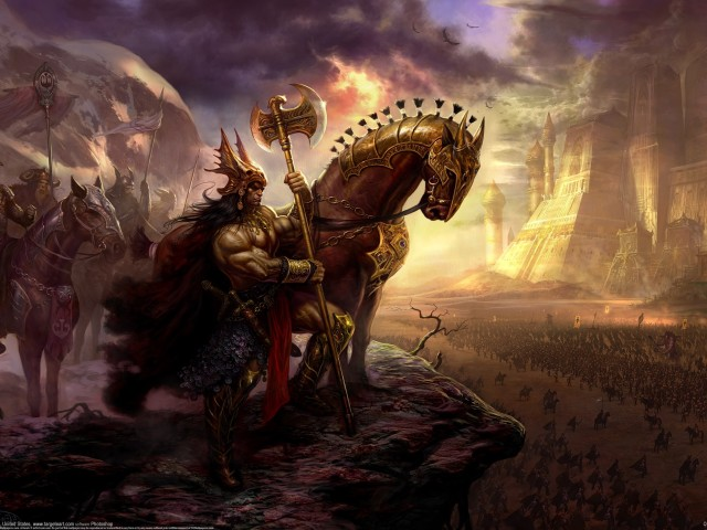 Age Of Conan Wallpaper 7396   Wallpaperesque 640x480