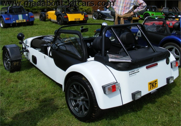 Click to see all 18 pictures of this car in the Caterham cars   CSR 608x426
