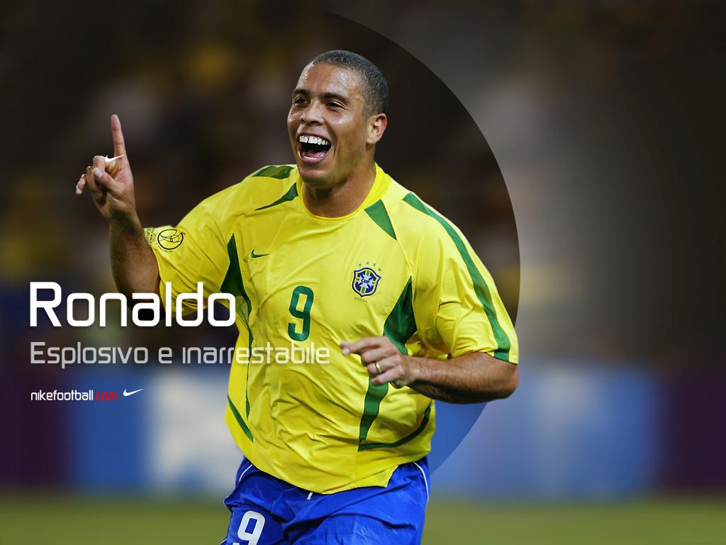 the best football wallpaper Ronaldo Brazil wallpapers 1024x768