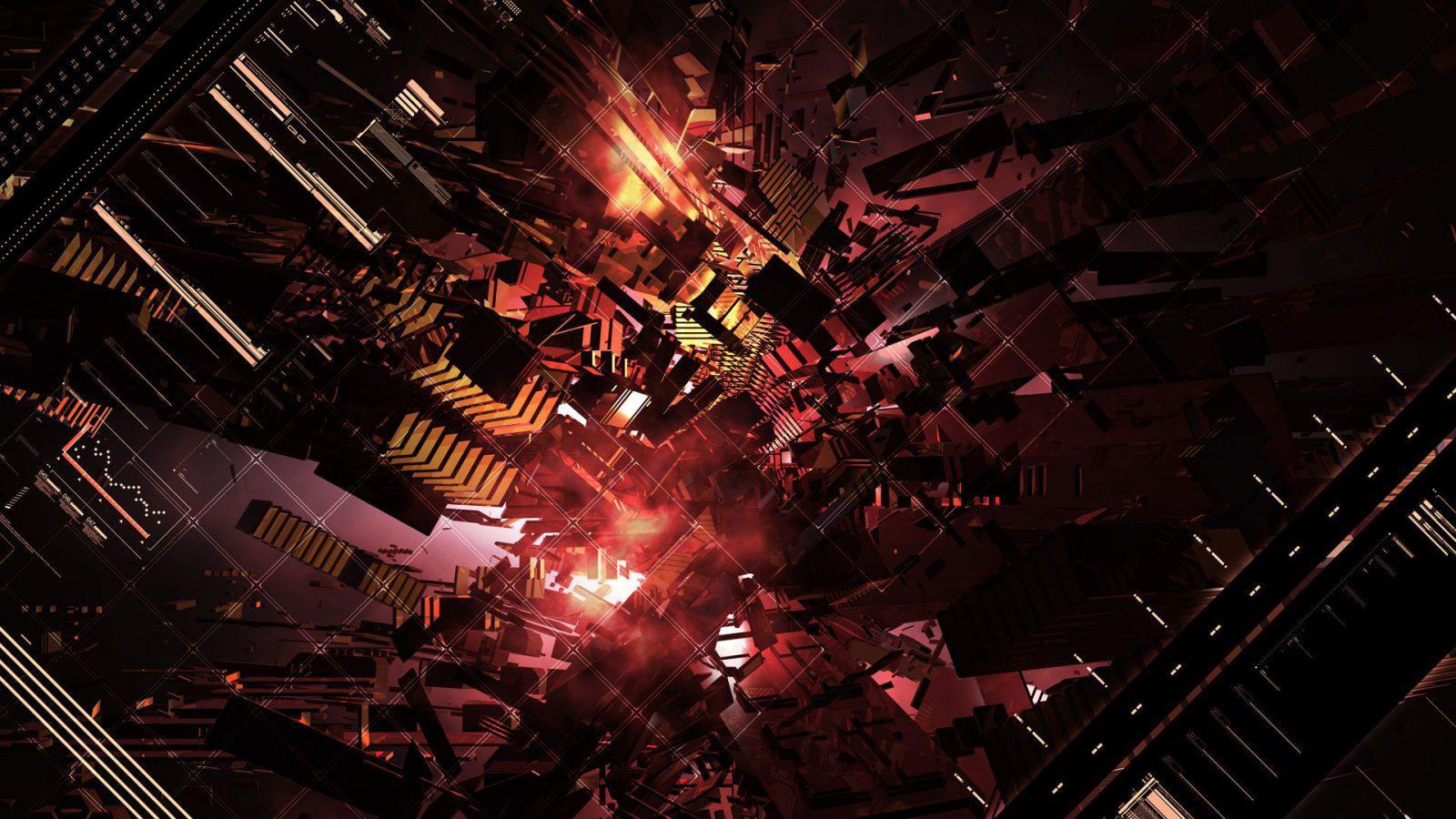Abyss HD Wallpaper 1600x900