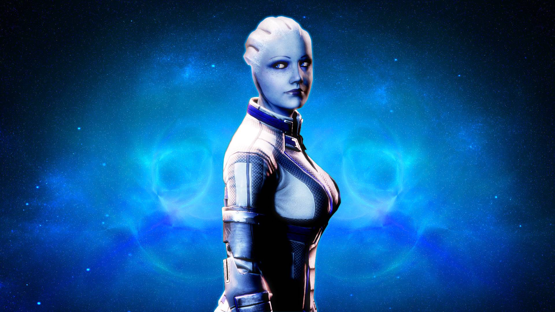 Free Download Great Liara Wallpaper X Post From Rmasseffect
