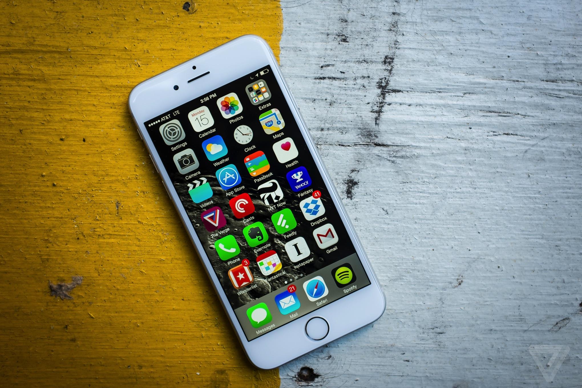 iPhone 6 was het meest populaire apparaat van het laatste kwartaal 2040x1360