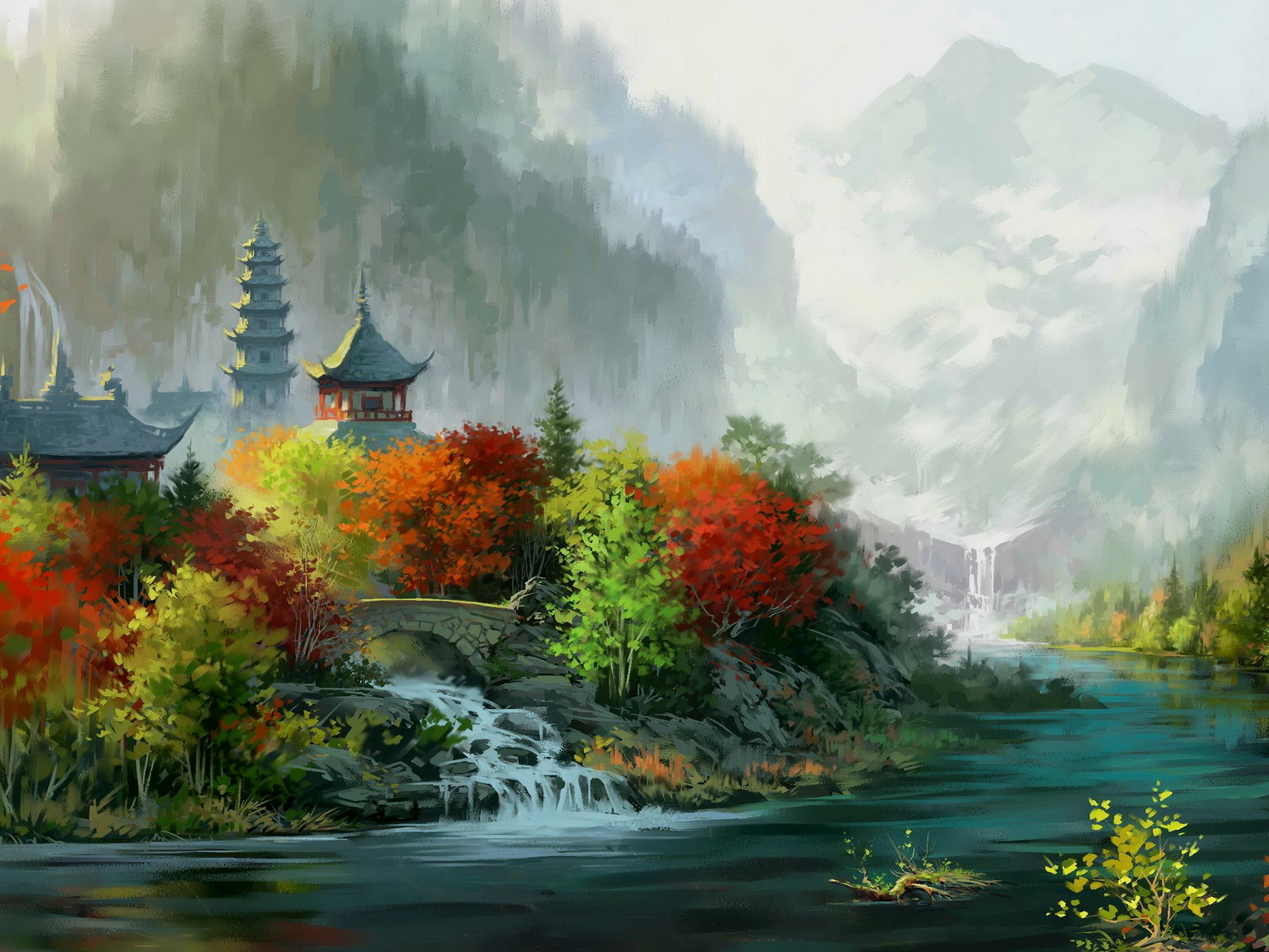 3D Nature Wallpapers Nice Wallpapers hd Nature Wallpapers Nature 1600x1200