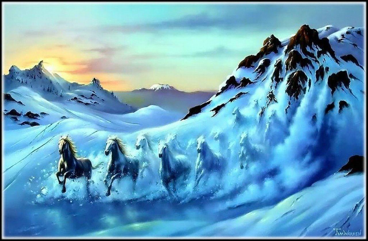 running wild horses Wallpaper Background 28094 1280x841