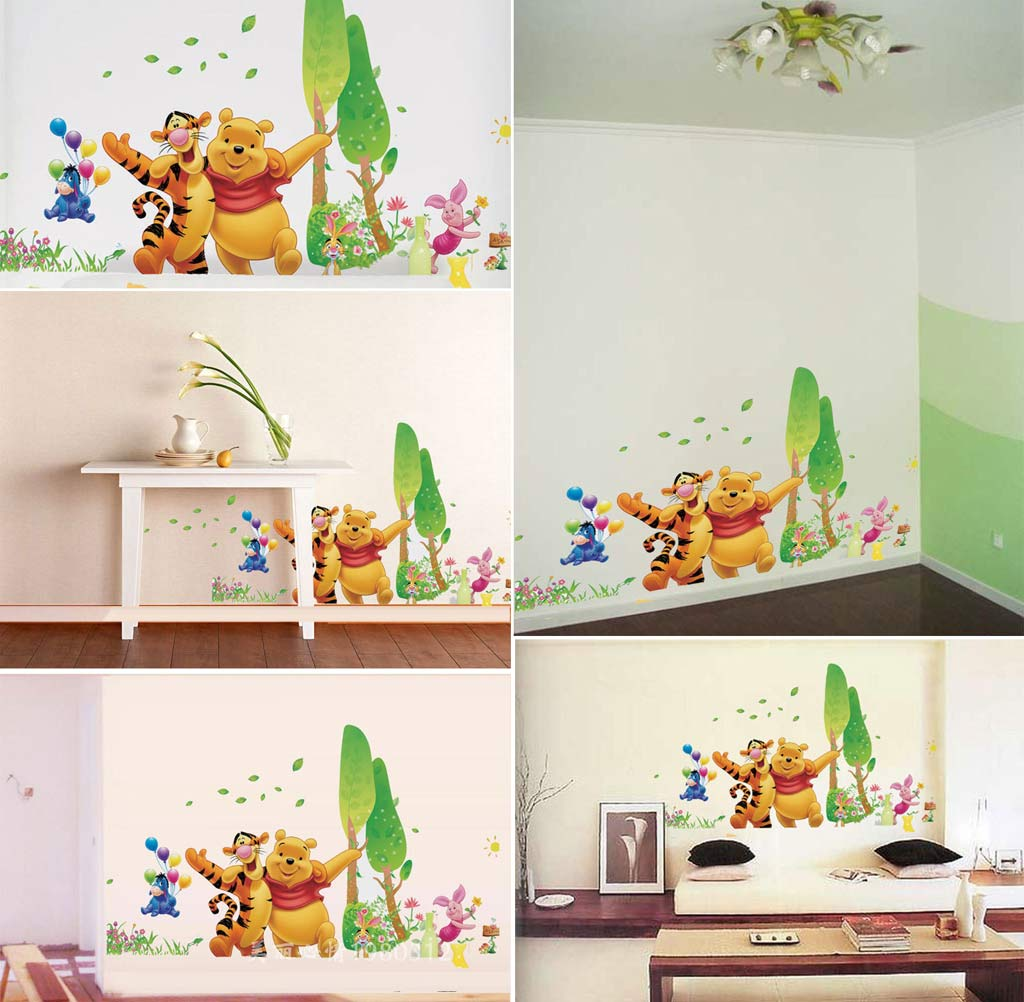 Kids room wallpaper wallpapersafari for Kids room wall paper