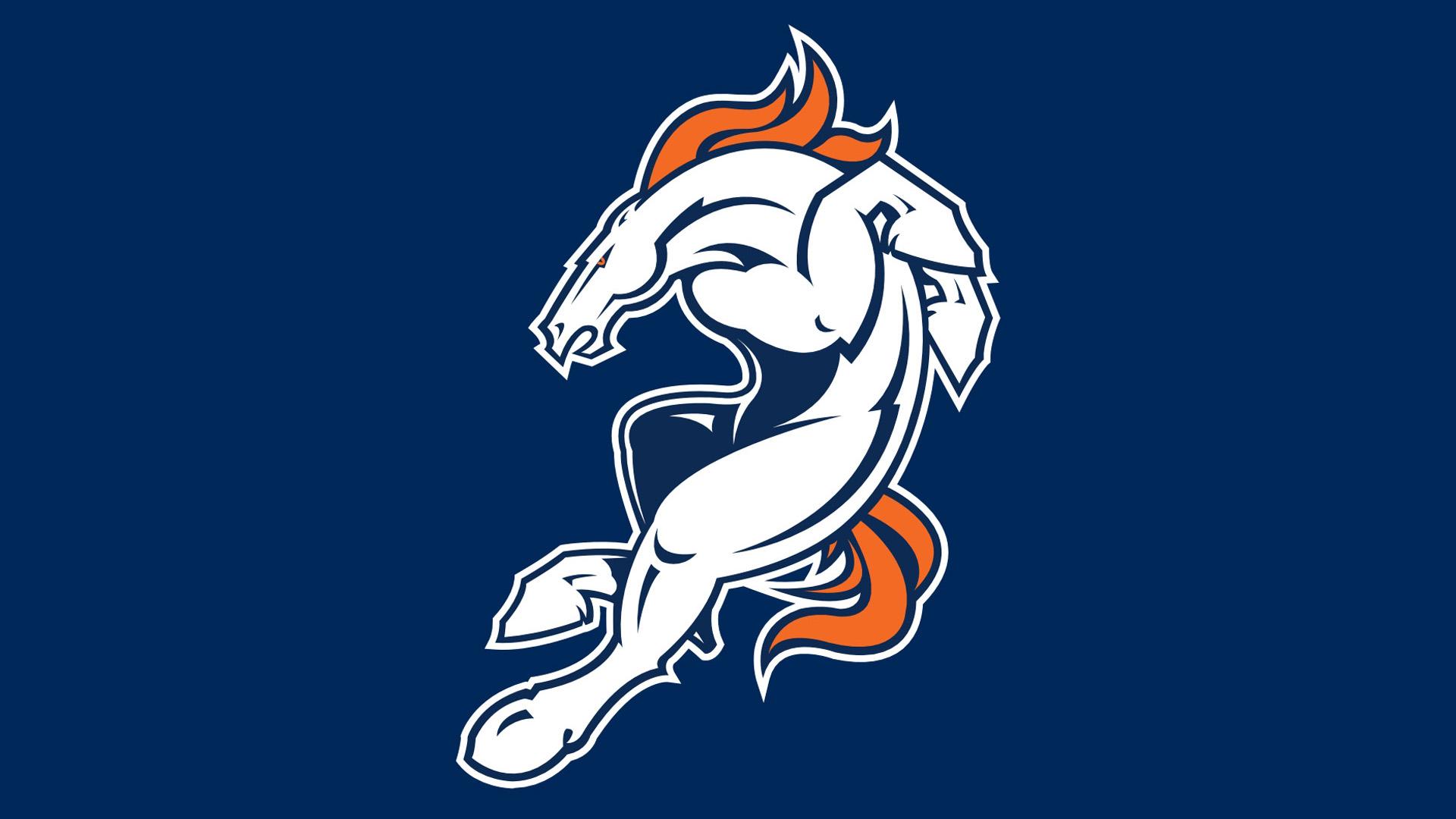[45+] Denver Broncos Logos Wallpaper on WallpaperSafari