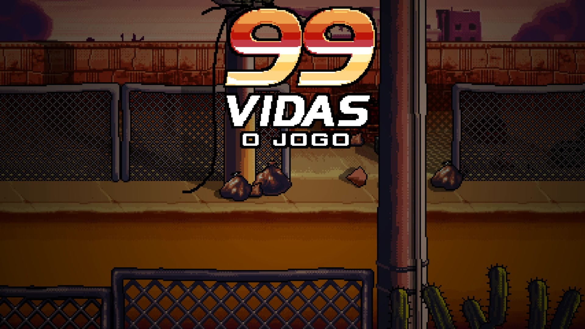 Beat em up 99Vidas launches for PS4 PS3 and PS Vita on July 18 1920x1080