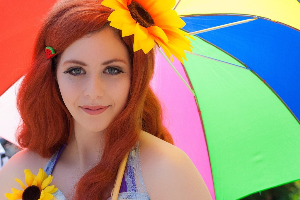 Pool Party Leona Cosplay Tutorial