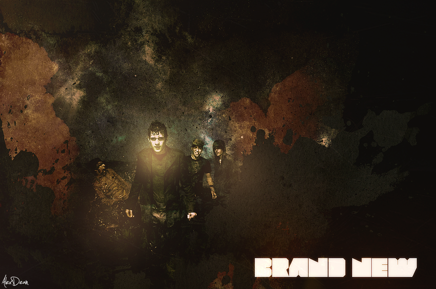 Brand New Band Wallpaper Brand new wallpaper by 900x596