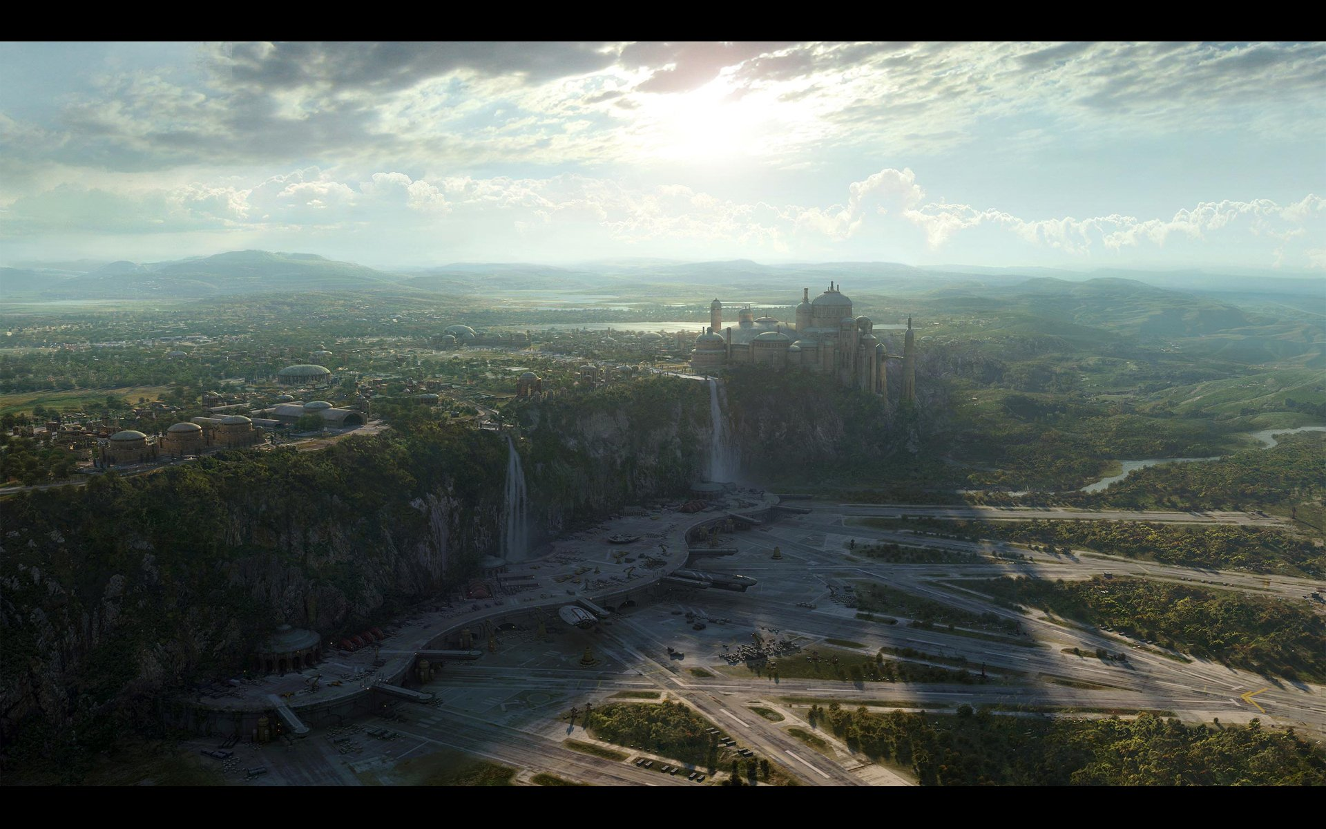 Star Wars Naboo Wallpapers HD Desktop and Mobile Backgrounds 1920x1200