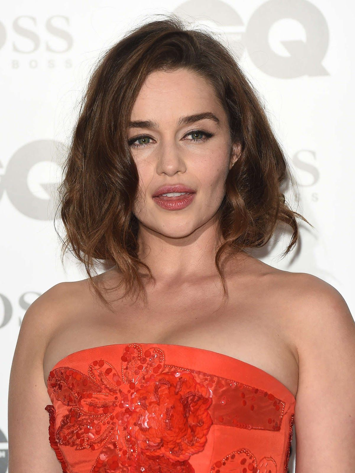 Terminator Genisys Actress Emilia Clarke Full HD Images and 1201x1600