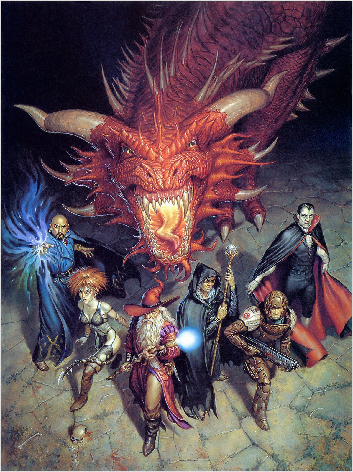 Dungeons and Dragons HD Wallpapers   wallpapers 1197x1600