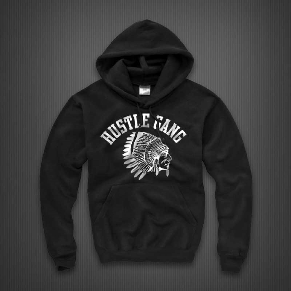Grand Hustle Logo Hustle gang hoodie by ti 1200x1200