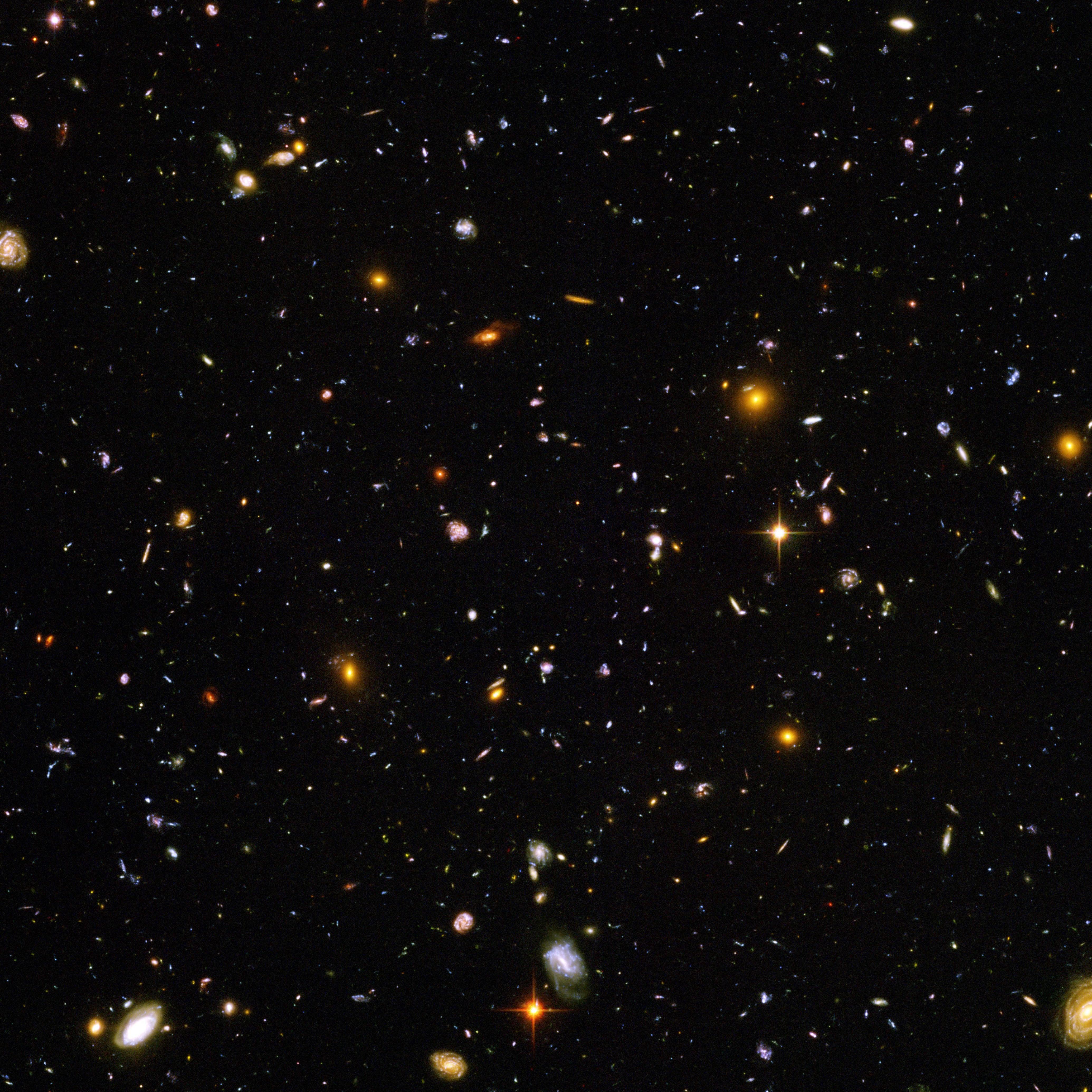 [47+] Desktop Wallpaper Hubble Deep Field On WallpaperSafari