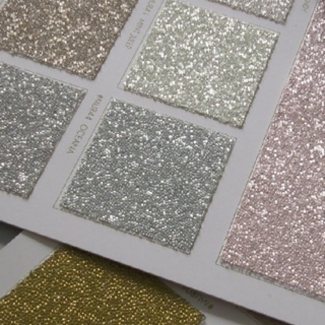 Glitter wallpaper glitter floor tiles Dream Home Pinterest 640x640