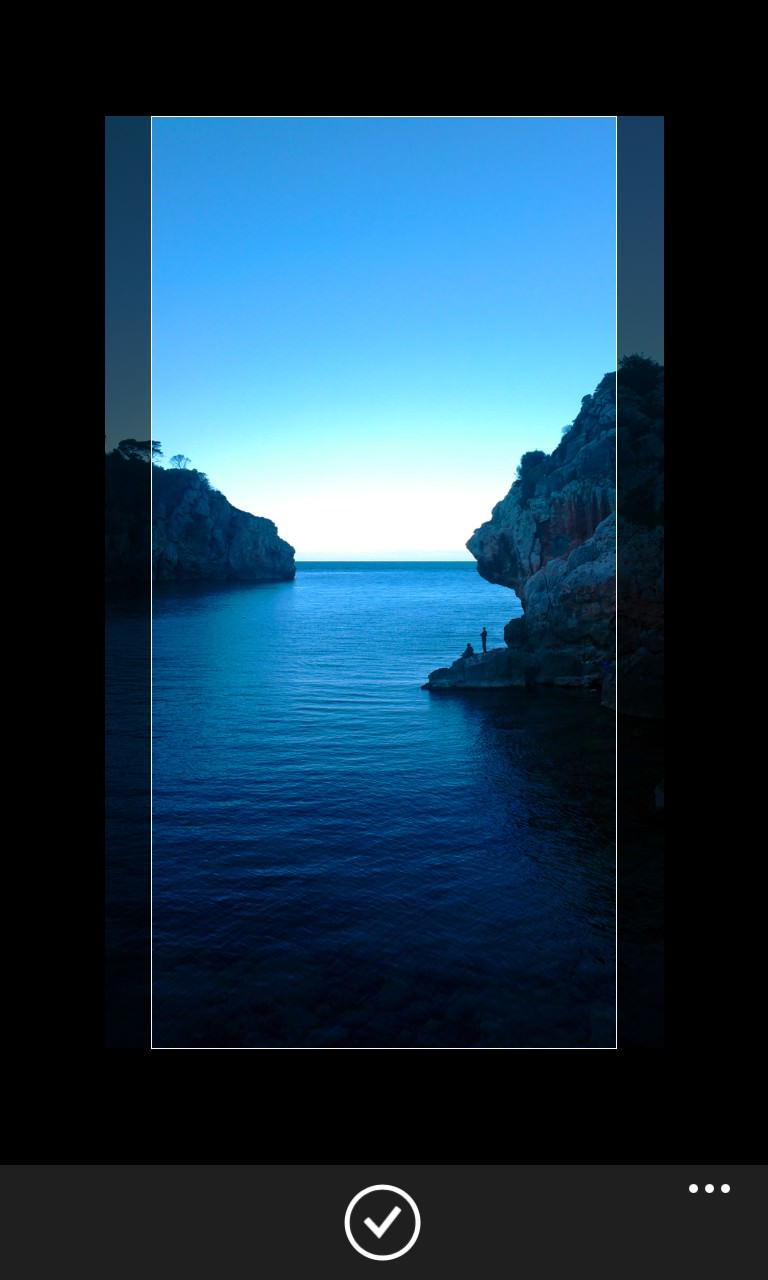 Although a load of background images ship with Windows Phone 81 they 768x1280