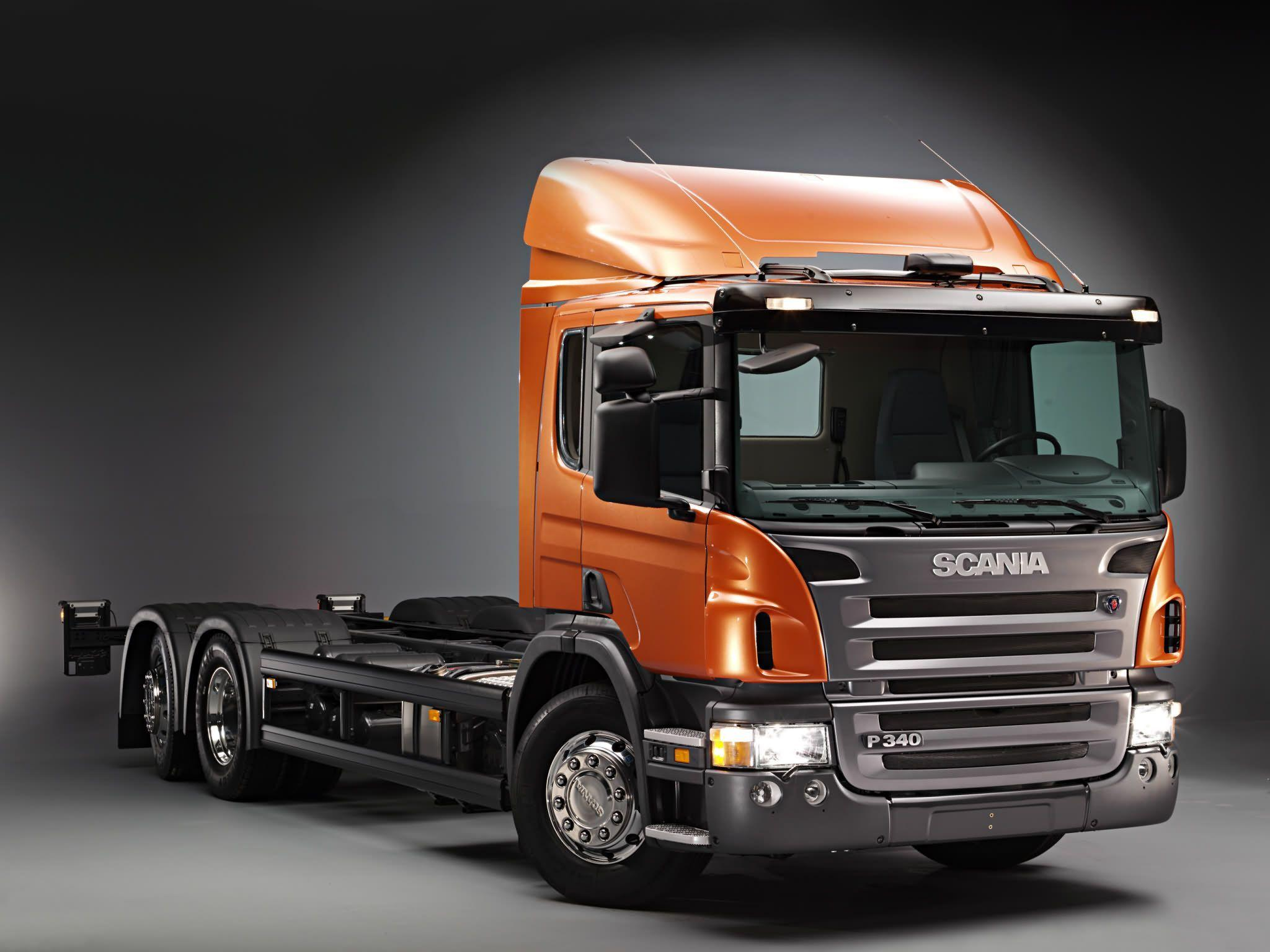 Scania Trucks Wallpapers 2048x1536