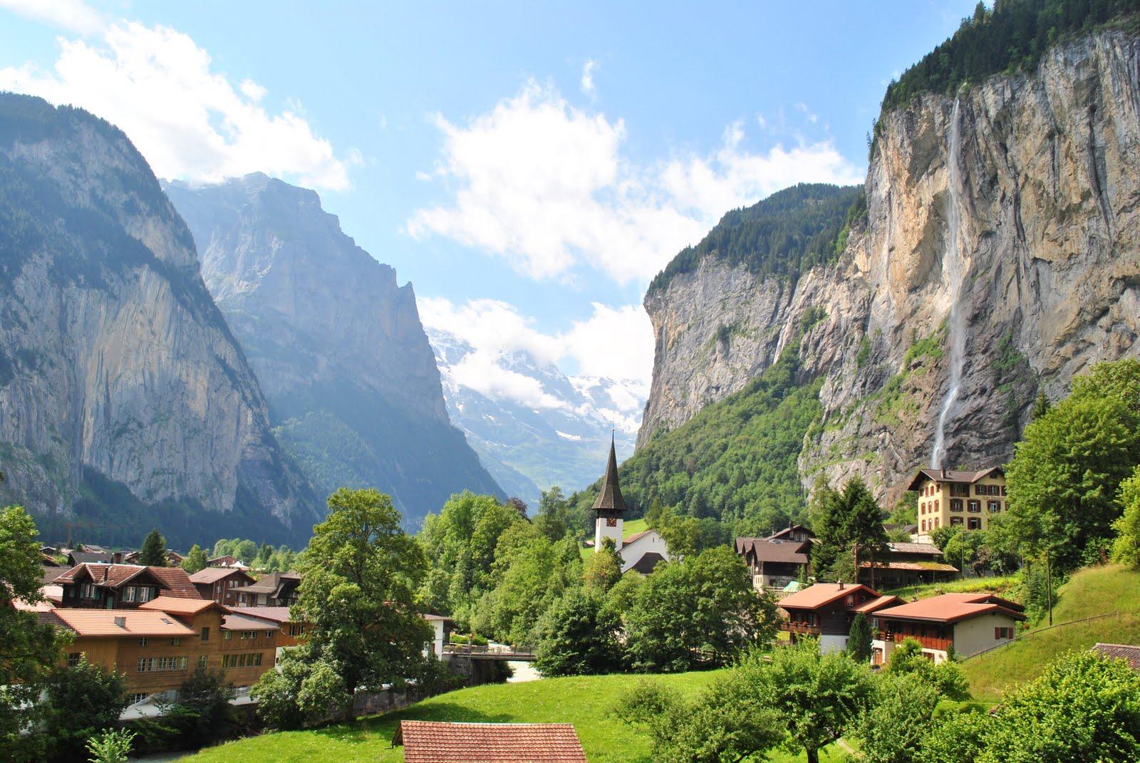 Best Interlaken switzerland Wallpapers 8 Images 1600x1071
