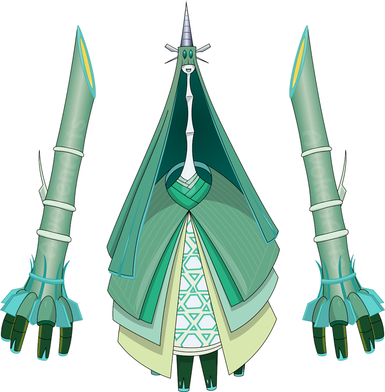 Pokemon 2797 Shiny Celesteela Pokedex Evolution Moves Location 786x800