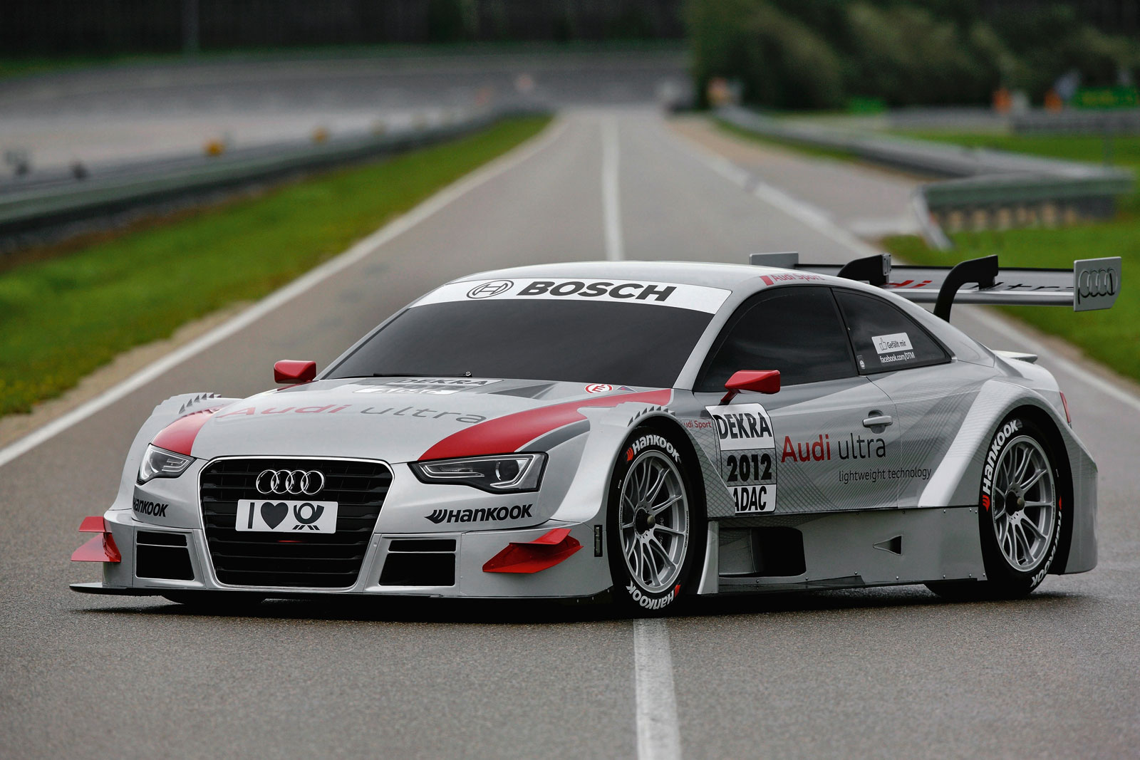 Sport Cars Audi A5 DTM Race Car hd Wallpapers 2012 1600x1067