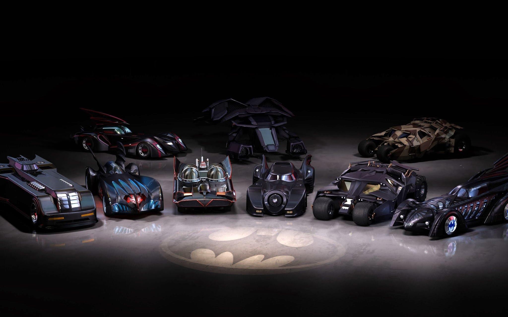 Batmobile Wallpapers Wallpapersafari