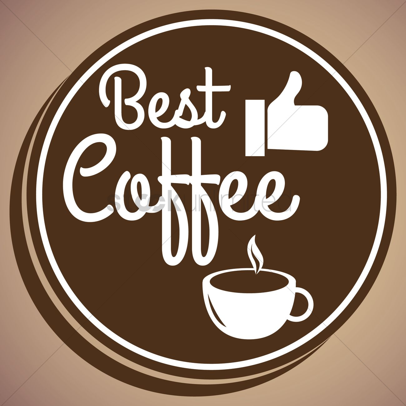 Coffee shop wallpaper Vector Image   1811750 StockUnlimited 1300x1300