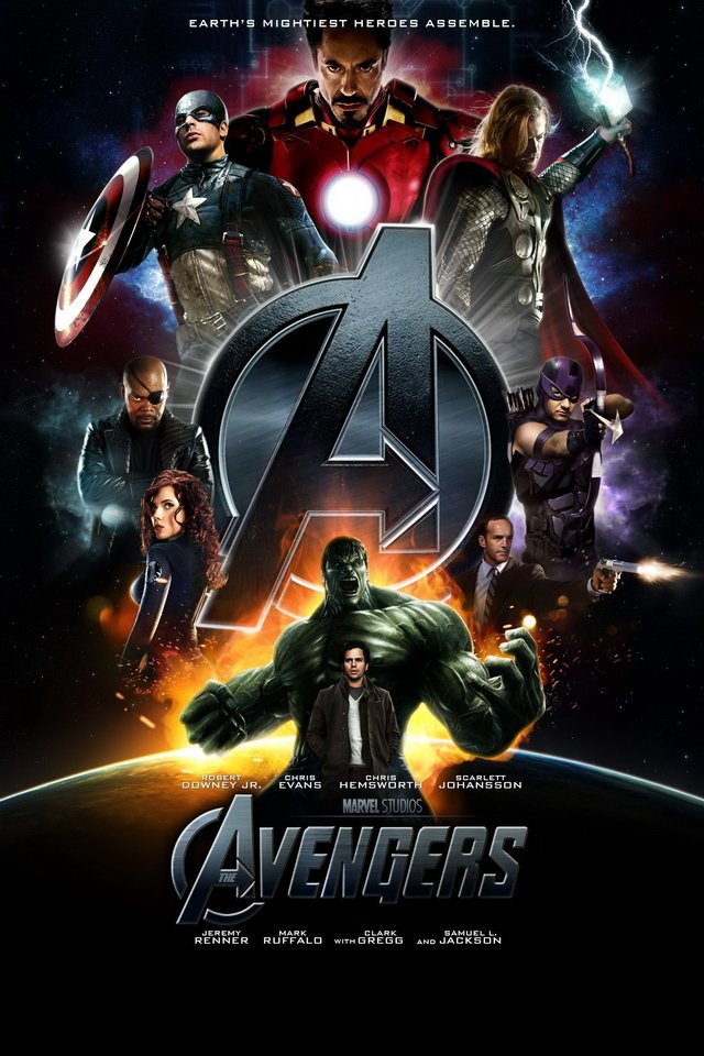 The Avengers iPhone 4S Wallpaper 2 Wallpapers Photo 640x960