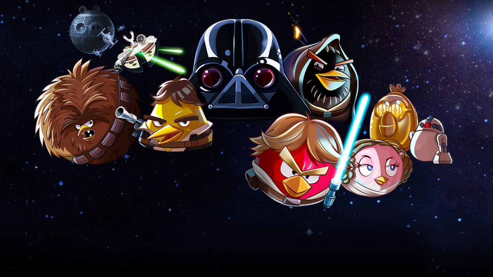 Angry Birds Star Wars II Apk Full Alışveriş Mod Hile …