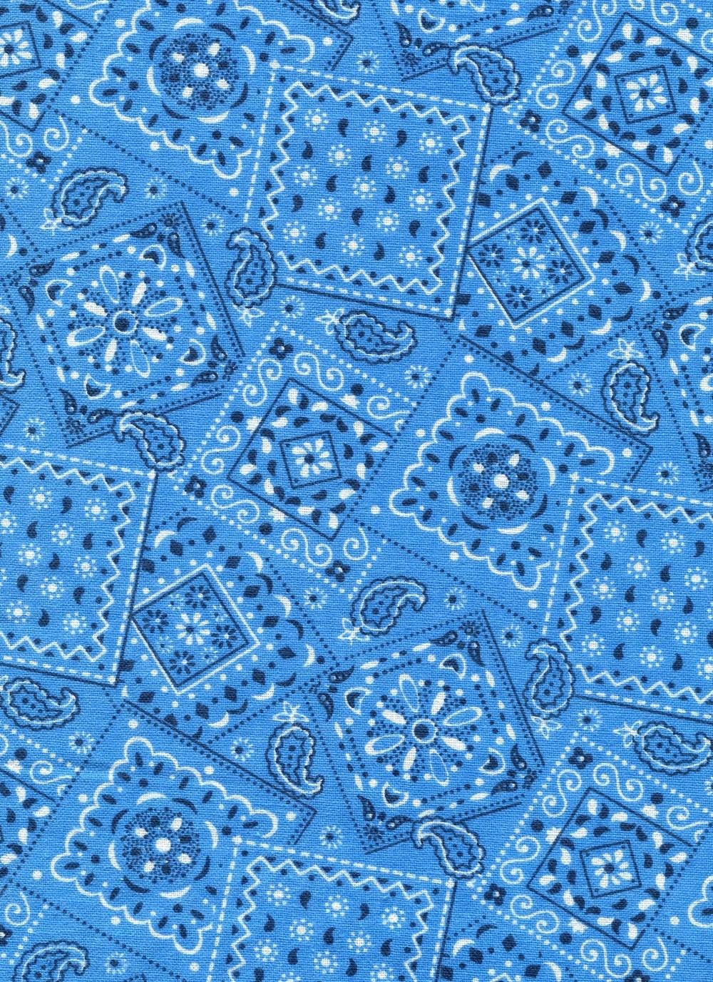 Blue Bandana Wallpaper   HD Wallpapers Lovely 1000x1377