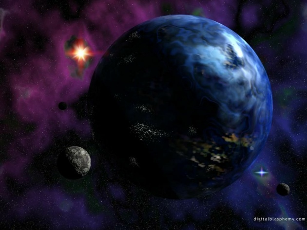 Wallpaper Alien Planet   Photos and Walls 630x473
