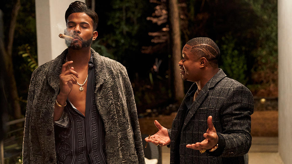 Superfly Review A Remake as Glossy Slammed Together Genre Flick 1000x563