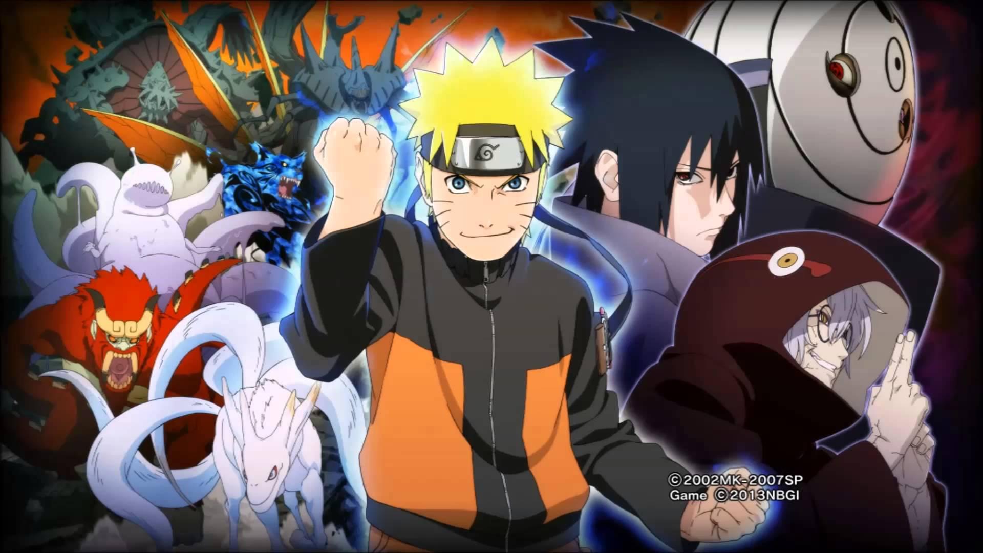 Fondos de Naruto Wallpapers HD Gratis 1920x1080