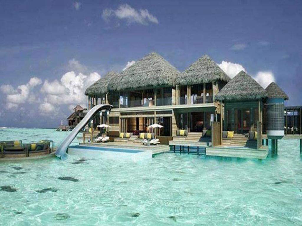 12 Best beach house wallpaper 1024x768