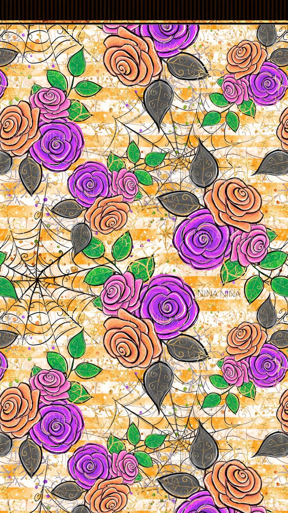 Cute Halloween Digital Papers Basic Halloween Seamless Etsy in 1000x1777