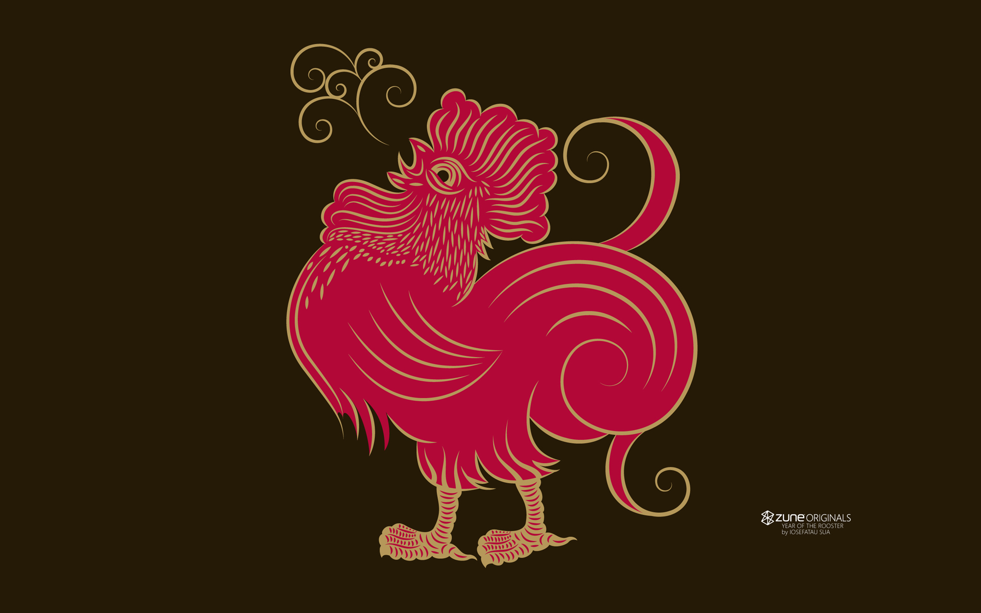 Year Of The Rooster Computer Wallpapers Desktop Backgrounds 1920x1200