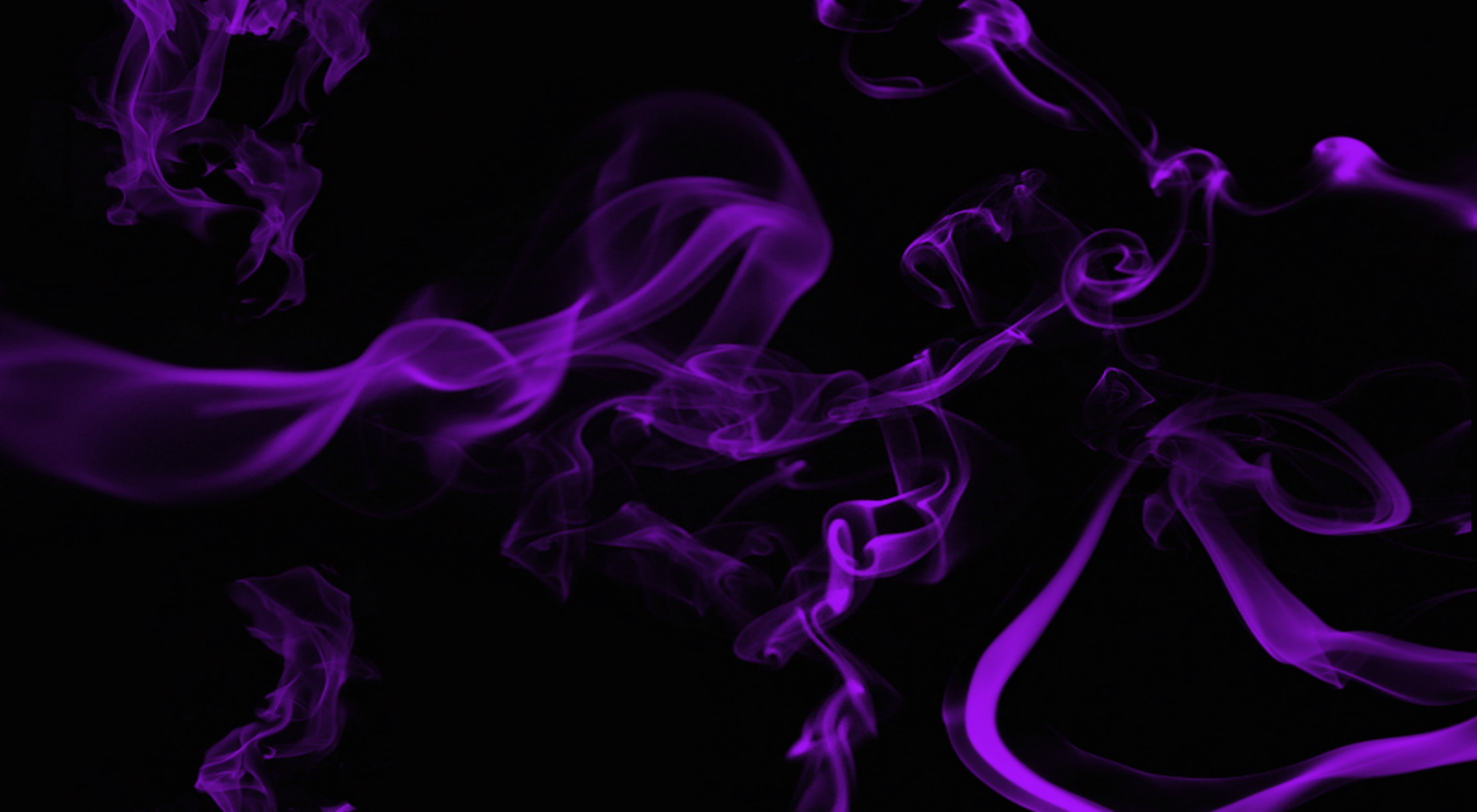 purple smoke Computer Wallpapers Desktop Backgrounds 2400x1320 ID 2400x1320