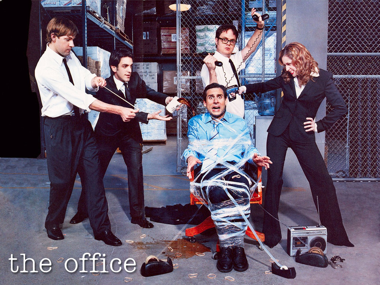 The Office US Wallpaper 2   1600 X 1200 stmednet 1600x1200