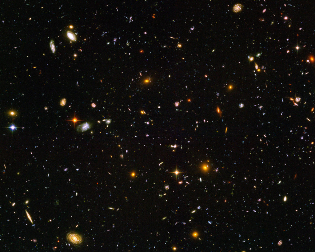 hubble ultra deep field wallpaper space hubble wallpaper for desktop 1024x819