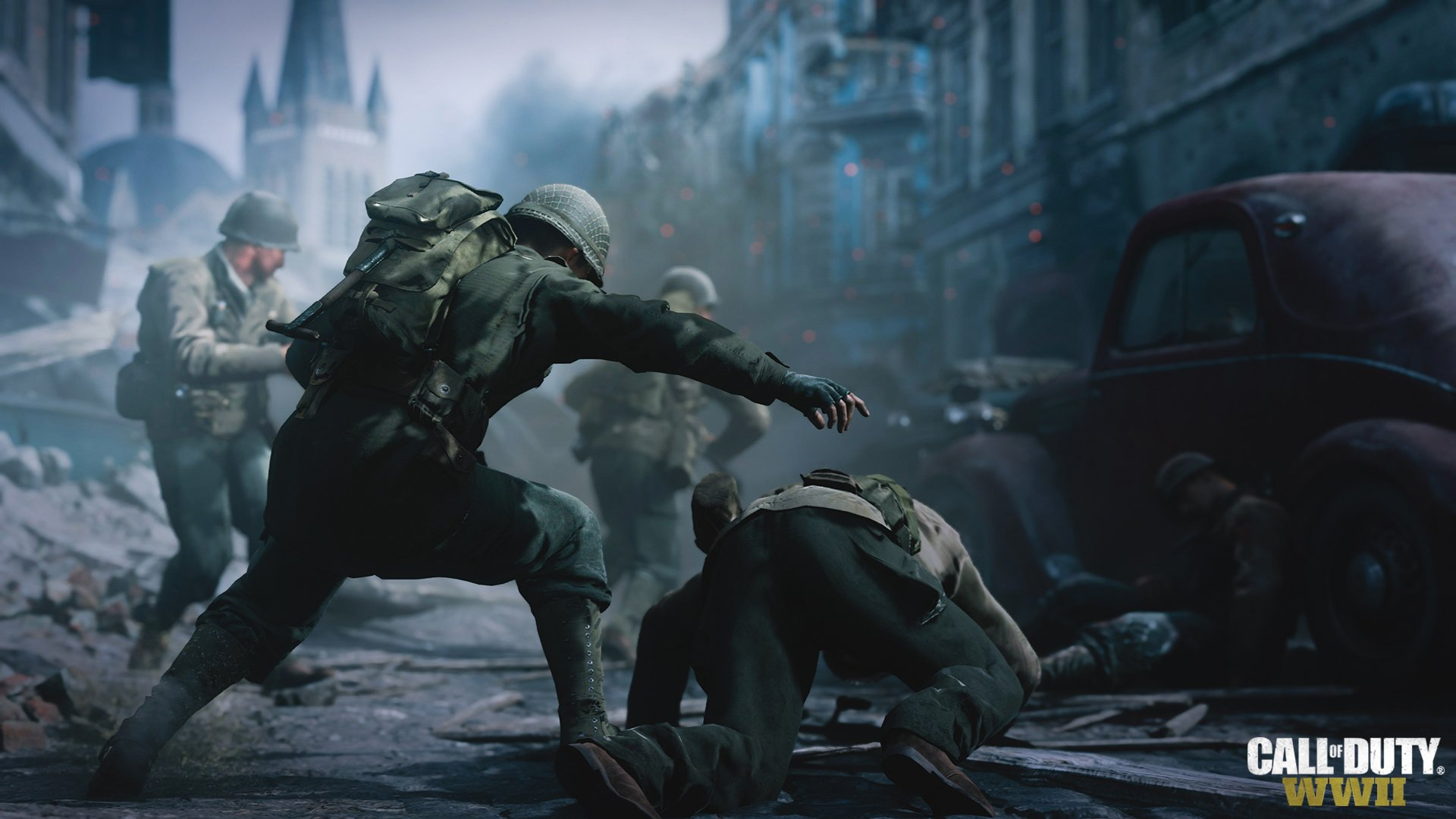Call of Duty WW2   watch the stunning story trailer here   VG247 1920x1080