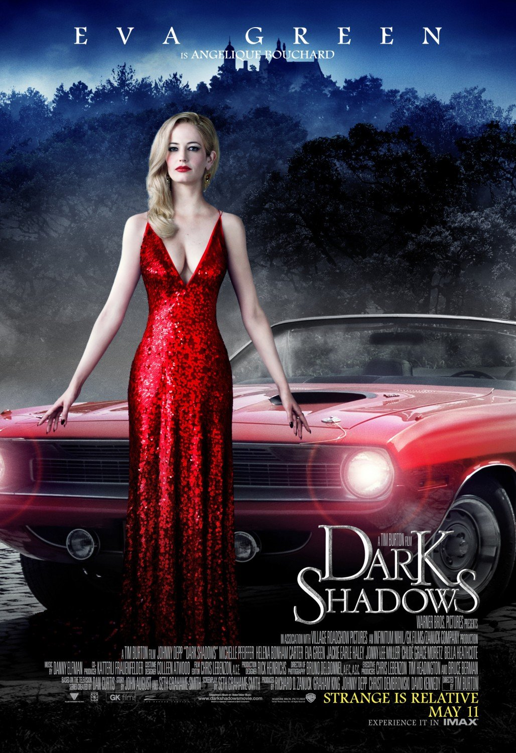 Dark Shadows 2012 Movie HD Wallpapers and Posters Download 1028x1500